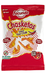 CHASKETOS HOT CHILLI-BOLSA PEQUEÑA